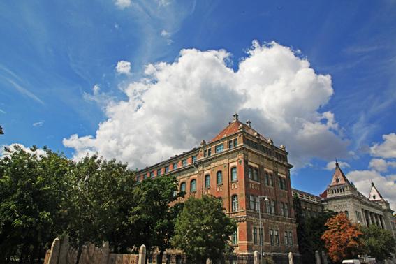Edifícios de Budapeste 2