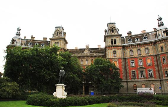 Edifícios de Budapeste