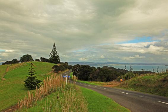 Estradas da Ilha Waiheke
